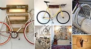 Support Rangement Velo : rangement v lo en photos ~ Melissatoandfro.com Idées de Décoration