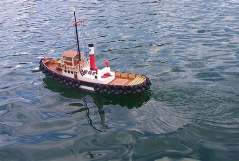 Rc Tug Boat by Rc Harbor Tug Boat Ready To Run The Scale