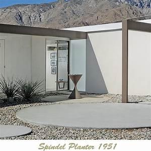 Midcentury Modern Landscape Design Ideas - Midcentury