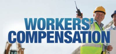 Compare our best workers' compensation quotes for free. Work Comp, Workers Compensation Insurance and Benefits in ...