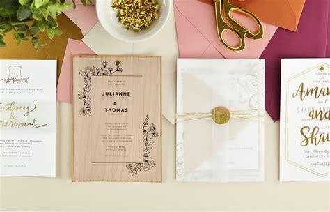 diy invitations 4 ways to diy vellum wedding invitations cards pockets design idea