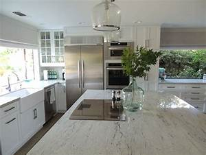 river white granite transitional kitchen k sarah designs With kitchen colors with white cabinets with phases of the moon wall art