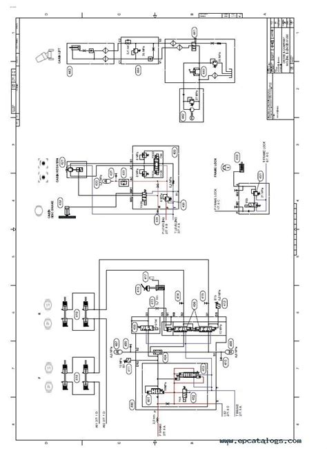 John Deere Forwarder Hydraulic Schematics Manual