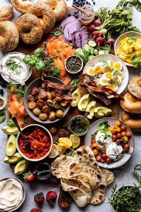 ultimate spring brunch board half baked harvest