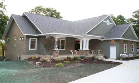 craftsman style ranch house plans ranch style house plans luxury ranch style home plans