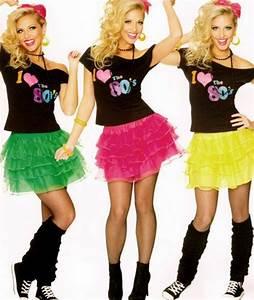 Déguisement Madonna Année 80 : mode annee 80 vivent les annees 80 jupes lambada color es et baskets i love the 80 s en 2019 ~ Melissatoandfro.com Idées de Décoration