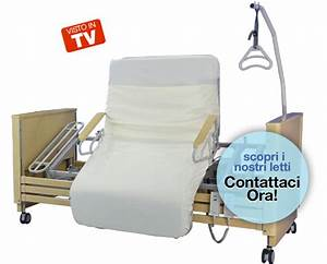 Letti Sovrana per Anziani e Disabili Letto elettrico reclinabile