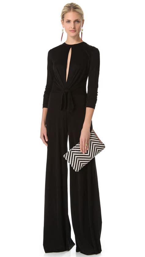 Best 25+ Long sleeve jumpsuits ideas on Pinterest   Black ...
