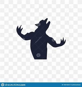 Symbole Du Loup : ic ne transparente de loup garou conception de symbole de ~ Melissatoandfro.com Idées de Décoration