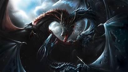 Thrones 4k Ultra Wallpapers Dragons Battle Gaming