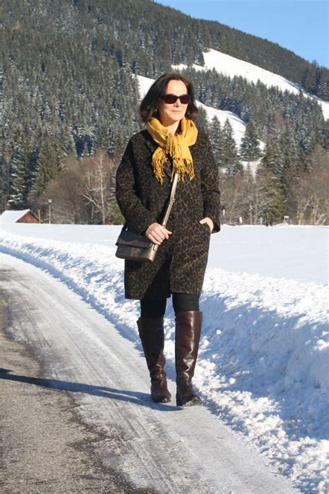 Walking in a winter wonderland Mode Mode für frauen und