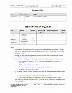 62285625 am feasibility study template 1 With feasibility study template doc