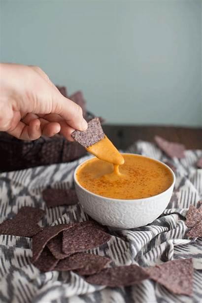 Cheese Nacho Vegan Sauce Recipe Dip Magic