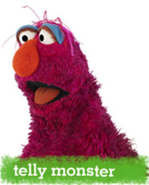 Similiar Sesame Street Telly Monster Oscar Keywords