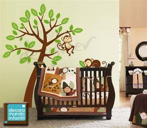 ot la chambre decoración de cuartos con arboles