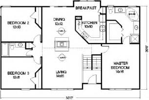 what is a split floor plan traditional style house plans 1579 square foot home split entry story 3 bedroom and 2 bath