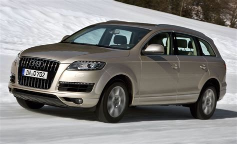 2011 Audi Q7 3.0T Supercharged   Review   Car and Driver