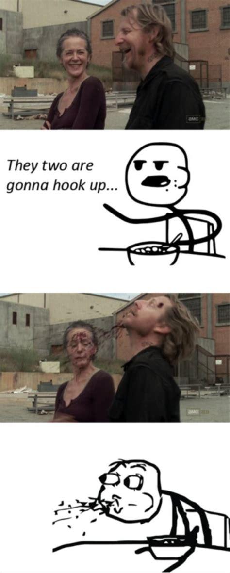 The Walking Dead Funny Memes - funny walking dead memes 2
