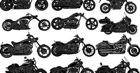 motorcycles package   popular styles