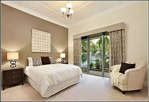 Wände Streichen Farbe : ideen schlafzimmer streichen ~ Markanthonyermac.com Haus und Dekorationen