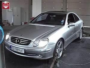Clk W209 Tuning : mercedes benz clk w209 270cdi tuning adler auto godech ~ Jslefanu.com Haus und Dekorationen
