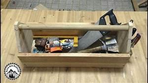 Caisse A Outils Bois : comment construire une caisse outils en bois youtube ~ Melissatoandfro.com Idées de Décoration
