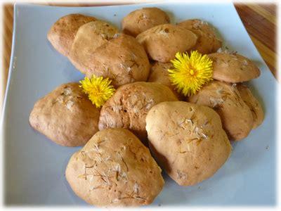 cuisine sauvage recettes biscuit aux pissenlit et cuisine sauvage les ateliers en