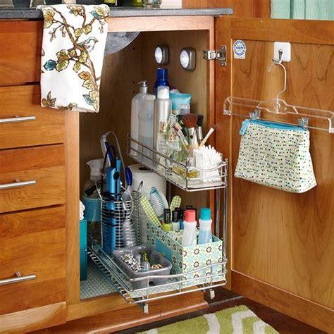 bathroom sink organization ideas under the sink storage solutions the hanger under sink and vanity cabinet