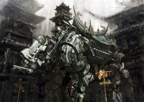 Anime Mecha Wallpaper - mech wallpapers wallpaper cave