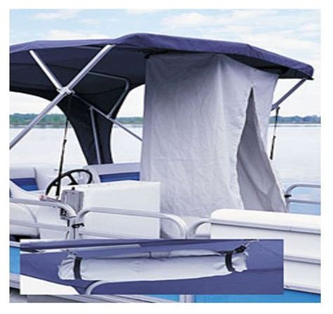 Best Porta Potty For Boat by Pontoon Privacy Partition