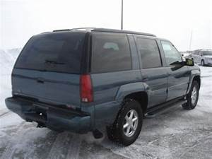 Purchase Used 1999 Gmc Yukon Denali 4x4 Sport Utility 4