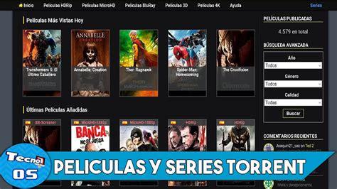 Como Descargar Peliculasy Series En Espanol Por Torrents