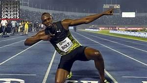 Usain Bolt Dominates Final 100m Race In Jamaica