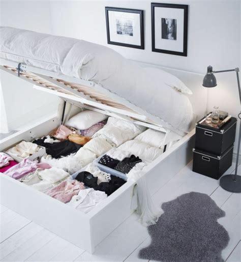 Bett Mit Aufbewahrung by Aufbewahrungstasche F 252 R Bettdecken Und Kissen Trage