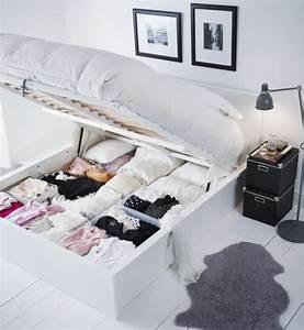 Bett Mit Soundsystem : aufbewahrungsideen f r das schlafzimmer vorschl ge wie man ordnung schafft ~ Sanjose-hotels-ca.com Haus und Dekorationen
