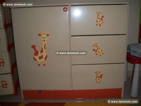 chambre bebe mixte d馗o bonnes affaires tunisie maison meubles décoration chambre bébé mixte