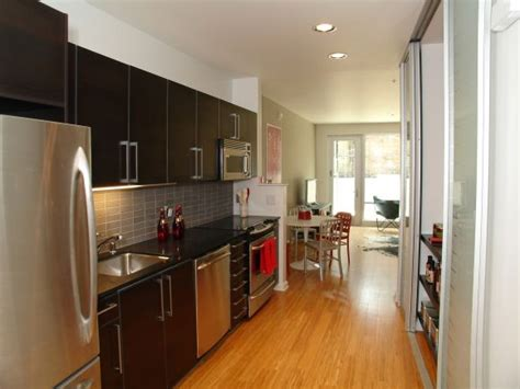 galley kitchen ideas makeovers several easy galley kitchen remodeling ideas modern kitchens