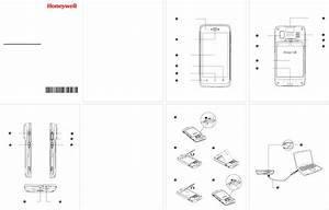 Honeywell Eda510 Mobile Computer User Manual Eda51 Sc Qs