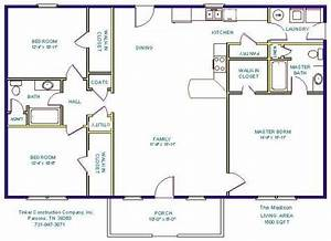 2000 Sq Ft House Plans with Basement Inspirational Open ...