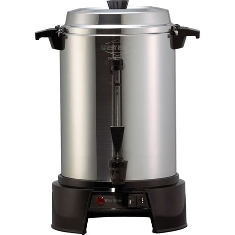 West Bend 55cup Commercial Urn  Appliances  Small