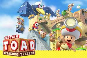 Captain Toad No More Heroes Splatoon La Switch Fait Le