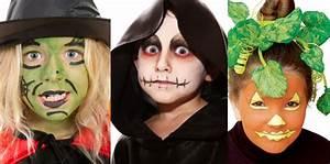 Maquillage Halloween Garcon : maquillage halloween enfant simples et rapides ~ Melissatoandfro.com Idées de Décoration