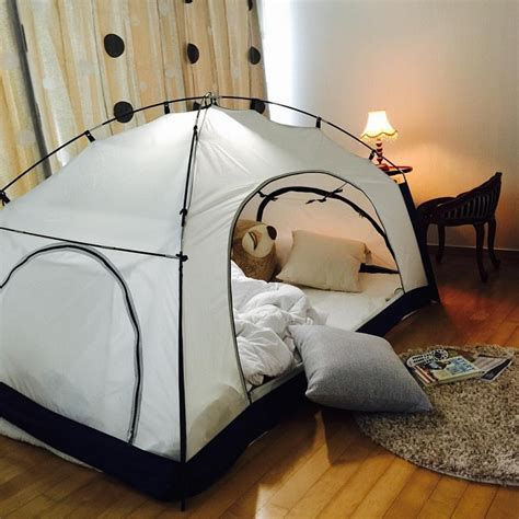 Tent In Living Room by Room In Room A Cozy Bed Tent Bonjourlife Tent In Living