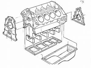 4 Cylinder Engine Diagram Compared To A 6