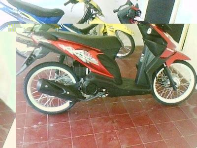 Modifikasi Motor Biet by Honda Beat Modif Simple Saja Oto Trendz