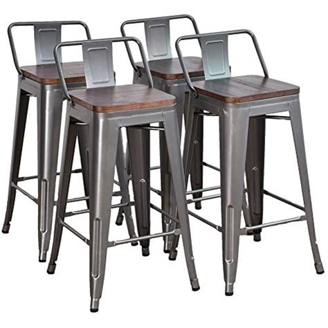 Counter Height Bar Stools Set Of 4 by Dekea 30 Inch Bar Stools With Wooden Top Counter Height