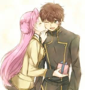 anime couple kiss on cheek post anime character kiss on the cheek anime respuestas