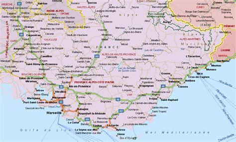 Carte Du Var Avec Toutes Les Villes by Info Carte Du Var Et Des Alpes Maritimes