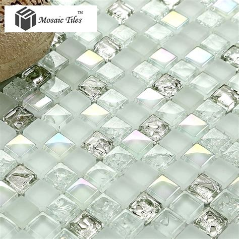 best 25 glass mosaic tiles ideas on