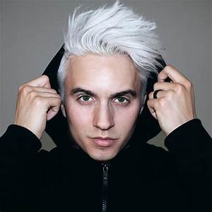 The 25+ best Silver hair dye men ideas on Pinterest | Mens ...